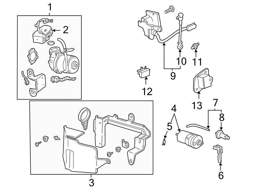 Buick Lesabre Air Suspension Compressor