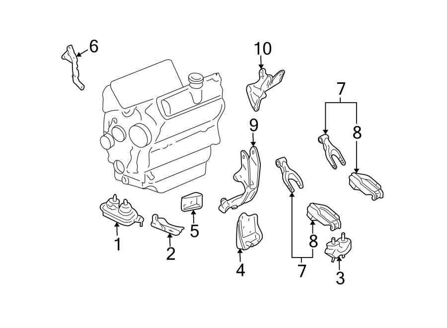 Chevrolet Monte Carlo Engine Torque Strut