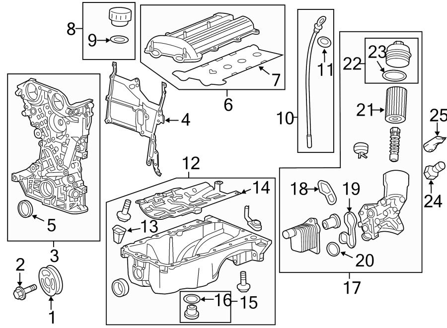 Chevrolet Sonic Engine Intake Manifold
