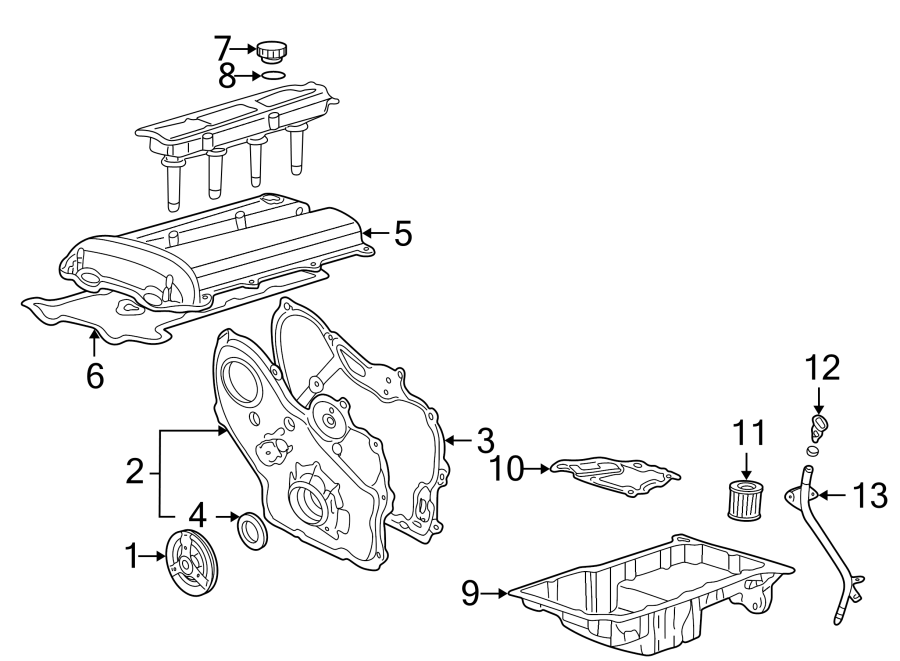 Chevrolet Classic Cover  Engine