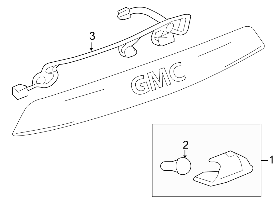 Gmc Terrain Harness Assembly