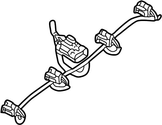 Gmc Sierra 3500 Classic Engine Wiring Harness  Liter