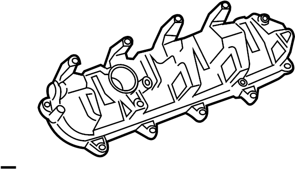 Gmc Yukon Engine Valve Cover
