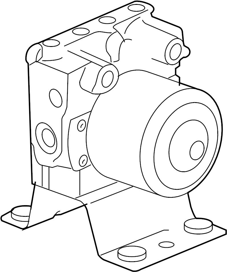 Pontiac G6 Valve  Modulator
