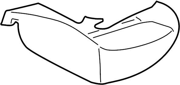 Pontiac Montana Seat Cushion Pad