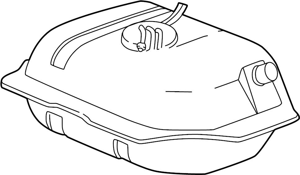 Gmc S15 Jimmy Fuel Tank