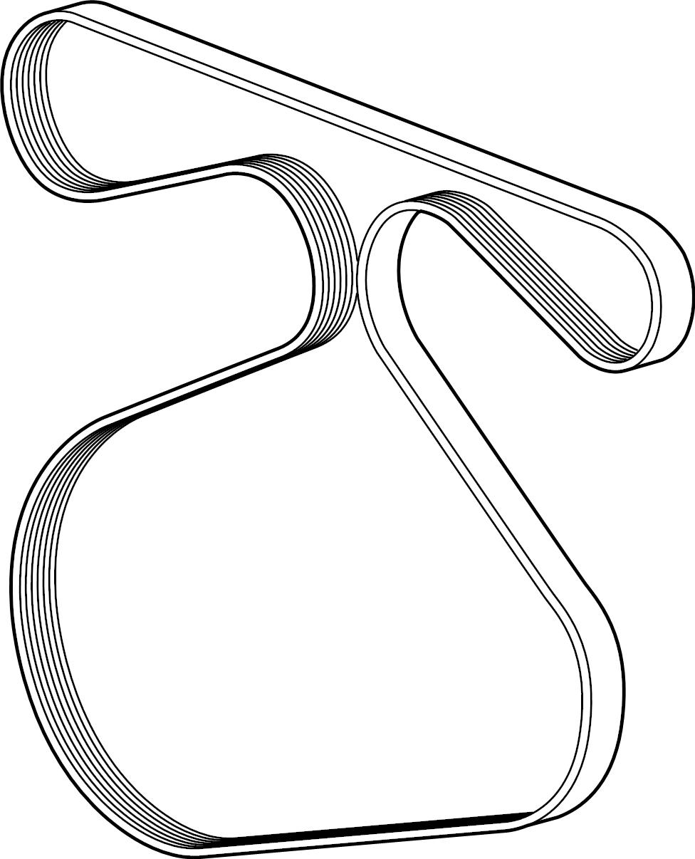 Gmc Sierra 1500 Serpentine Belt  Liter  Drive  Having