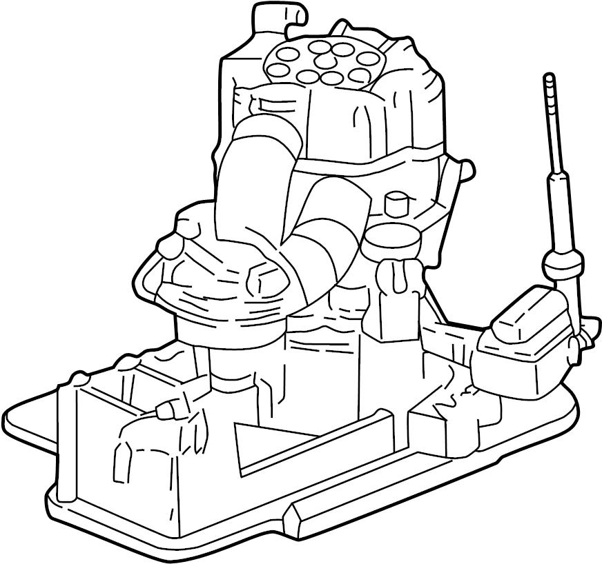 Chevrolet Blazer Secondary Air Injection Pump  Emission